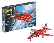 04921 Revell 1/72 Самолёт BAe Hawk T.1 Red Arrows