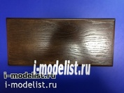 PL01 Plate Stand for model (covered) 350x150 mm