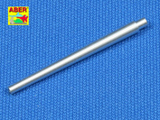 72 L-24 Aber 1/72 Us 76,2mm M7 tank barrel for M10 Us Tank Destroyer