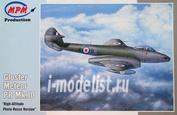 72560 MPM 1/72 Самолет Gloster Meteor PR Mk.10