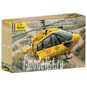 80377 Heller 1/72 Вертолет Eurocopter EC-145 ADAC