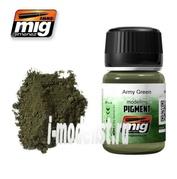 AMIG3019 Ammo Mig ARMY GREEN (Армейский зеленый)