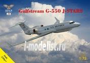 SVM72017 Sova-M 1/72 Gulfstream G-550 J-STARS (Joint Surveillance Target Attack Radar System)