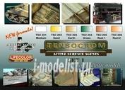 NTSC01 Lifecolor pigment Set Tensocrom 6 paints Set 01