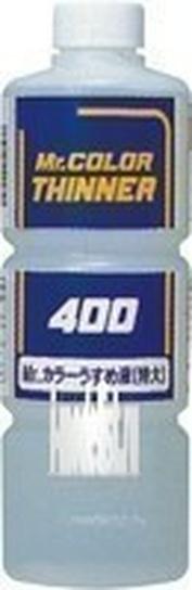 T104 Gunze Sangyo Растворитель для художественных красок, 400 мл.