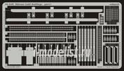 35646 Eduard 1/35 Фототравление для Morser Loki railings