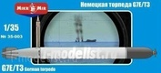 35-003 Microworld 1/35 German torpedo G7E/T3 (without box)