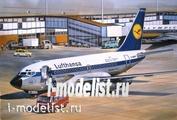 14415 Orient Express 1/144 B-731 Lufthansa