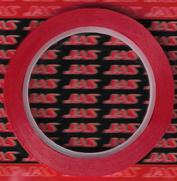 63206 JAS Маскировочная лента, ПЭТ  4 мм х 18 м