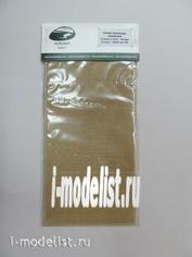 AH0053 Aurora Hobby Сетка латунная плетеная, ячейка 0,80 мм 10х20 см