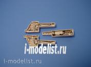 4112 Aires 1/48 Set of add-ons A-4 Skyhawk wheel bays