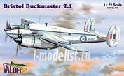 72065 Valom 1/72 Bristol Buckmaster T.1 RAF marking