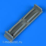 QB72 633 Quickboost 1/72 Набор дополнений Petlyakov Pe-2 exhaust - covered