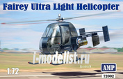 72002 AMP 1/72 Fairey Ultra-light