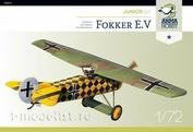 70013 ArmaHobby 1/72 Самолет Fokker E.V Junior set