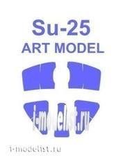 72185 KV Models 1/72 Маска для Суххой-25