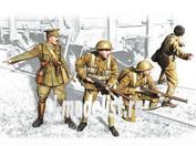 ICM 35301 1/35 British infantry (1917-1918)
