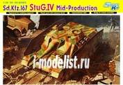 6582 Dragon 1/35 Sd.Kfz.167 StuG.IV Mid-Production