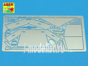 35 A100 Aber 1/35 Adittional armour for US Tank Destroyer M10