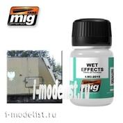AMIG2015 Ammo Mig WET EFFECTS (Следы потеков на сухой, запыленной поверхности)