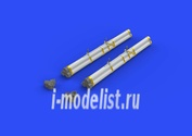 632082 Eduard 1/32 Дополнение для Bazooka rocket launchers for P-40
