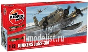 5008 Airfix 1/72 Junkers Ju52-3M