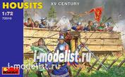 72010 MiniArt 1/72 Hussites, IV century