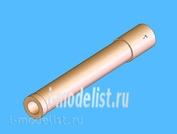 72021 Zedval 1/72 152 мм ствол пушки М-10 для Кв-2