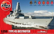 12203 Airfix 1/350 Корабль Type 45 Destroyer