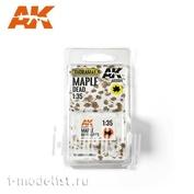 AK8104 AK Interactive 1/35 Опавшие листья клёна