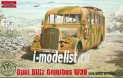 726 Roden 1/72 Opel Blitz Omnibus W39