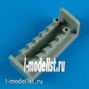 QB48 478 Quickboost 1/48 Set for IL-2 Shturmovik exhaust