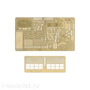 035300 Microdesign 1/35 ISU-152 Zvezda, Tamiya