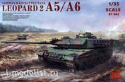 BT-002 Border Model 1/35 Танк Leopard 2A5/A6