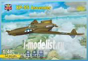 4808 ModelSvit 1/48 XP-55 Ascender
