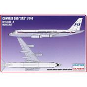 144145-3 Orient Express 1/144 Airliner CV990 SAS