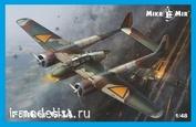 48-016 МикроМир 1/48 Дневной истребитель Fokker G-1A
