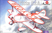 7228 Amodel 1/72 Самолет Pitts S2A