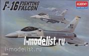 12610 Academy 1/144 Самолет F-16