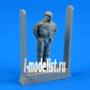 480 073 Aires 1/48 Soviet air force fighter pilot - winter suit