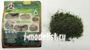 M016 Я-МОДЕЛИСТ  Зеленка для растительности D-102, светло-зеленая- 300 мл (молотый поролон)