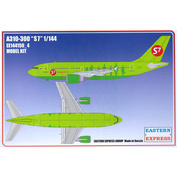 144150-4 Orient Express 1/144 Airliner A310-300 S7