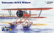 72049 Valom 1/72  Yokosuka K5Y2 Willow