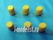 35530 Комбат 1/35  Бочки современные пластиковые (6шт.)