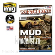 AMIG4504 Ammo Mig TWM Issue 5. MUD English