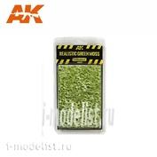 AK8132 AK Interactive Реалистичный зеленый мох