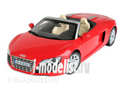 07094 Revell 1/24 Audi R8 Spyder