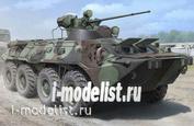 01595 Я-моделист клей жидкий плюс подарок Trumpeter 1/35 Russian BTR-80A APC
