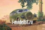 728 Roden 1/72 Opel Blitzbus Ludewig