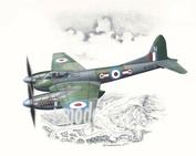 SH72054 Special Hobby 1/72 Самолет De Havilland DH.103 Hornet Mk.3/4